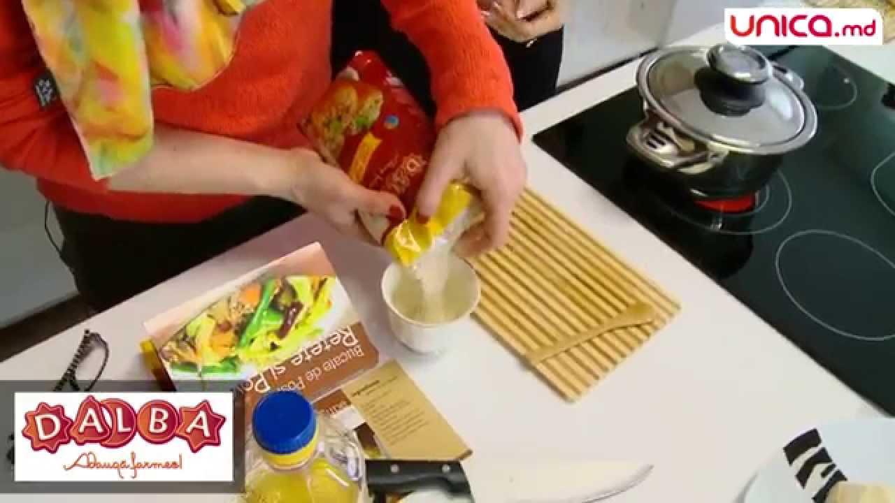 Discuta cu Galina - Supă cremă din orez cu rădăcină de ţelină! | Unica.md