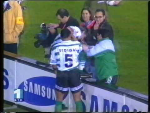 30J :: Sporting - 2 x V.Setúbal - 1 de 1997/1998