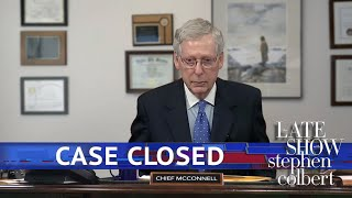 'McConnell Squad' Starring Mitch McConnell