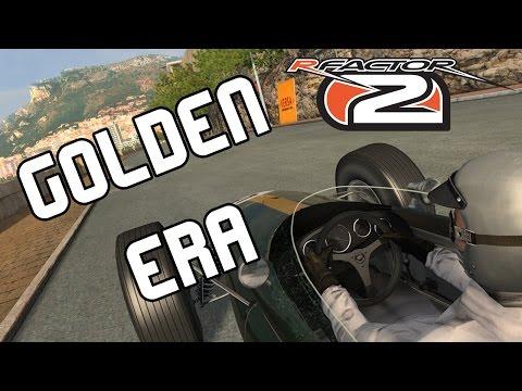 rFactor 2 - Formula 1's Golden Era (BT20 @ Monaco)