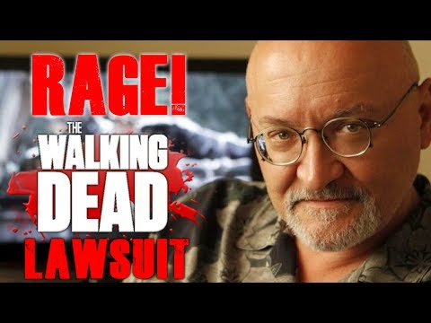 The Walking DeadFrank Darabont Lawsuit Update  New Rage Emails Released!