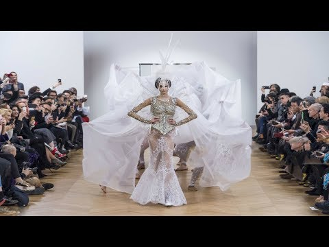 On Aura Tout Vu | Haute Couture | Spring/Summer 2018...Fashionweekly..On Fow24news.com