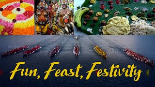 Onam Season of Fun, Feast & Festivities