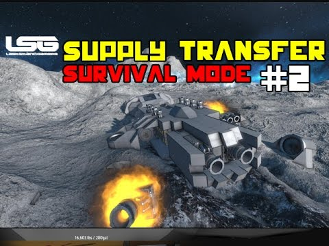 space engineers supply transfer wreck salvage se72