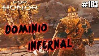 DOMINIO INFERNAL | EVENTO FOR HONOR | Gameplay Español
