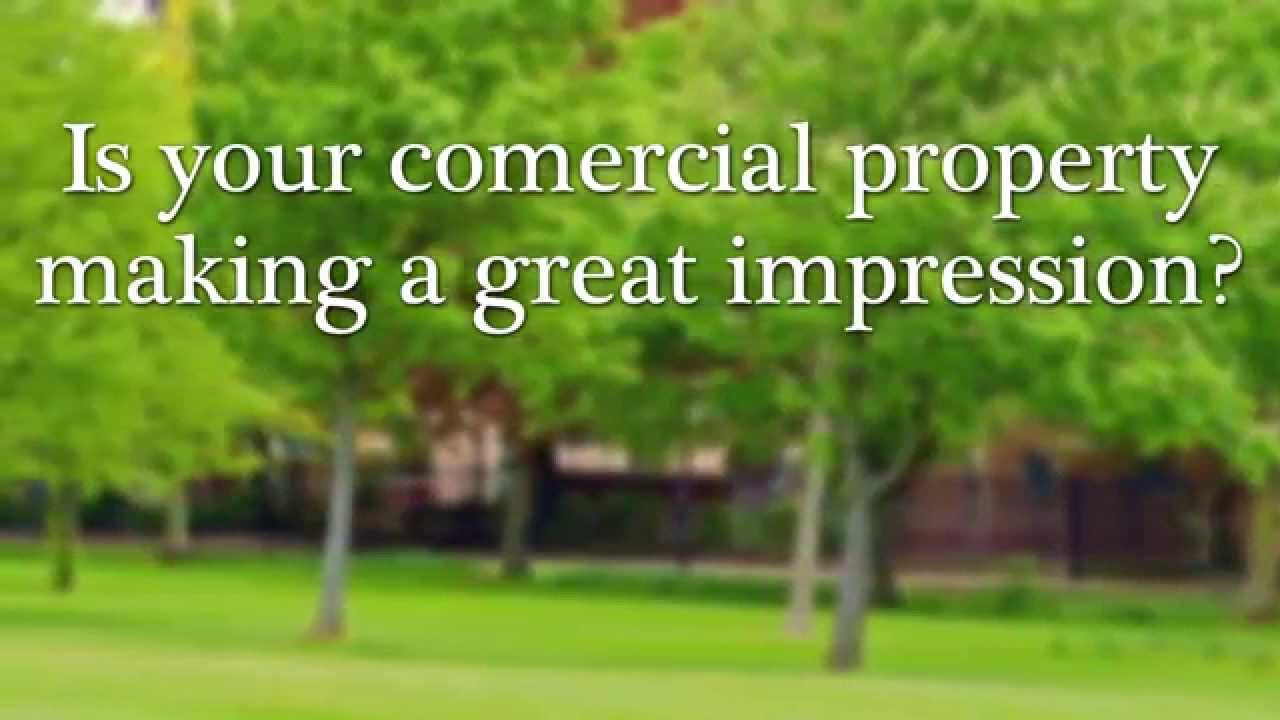 Commercial Grounds Maintenance Property Companies