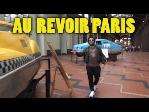 AU REVOIR PARIS