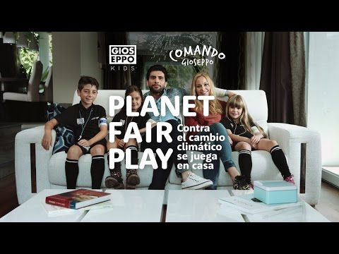 Comando Gioseppo FW16  - Planet Fair Play
