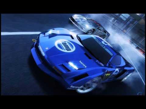 Ridge Racers 2 Night Stream OST ( HD )