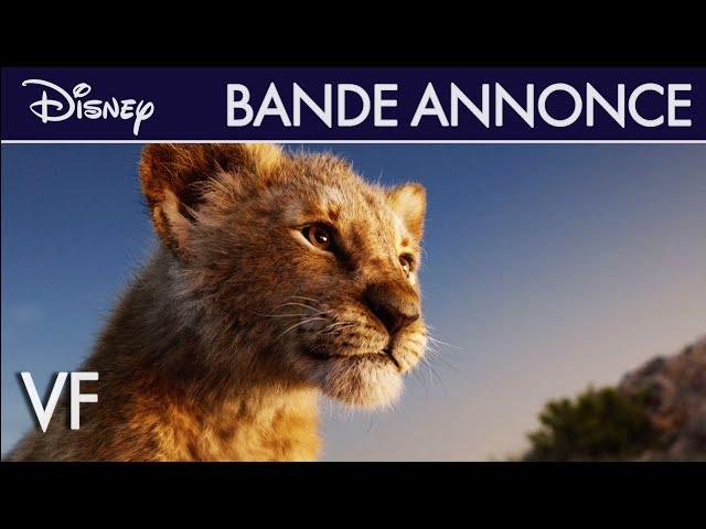 Le Roi Lion (2019) - Bande-annonce officielle (VF) I Disney