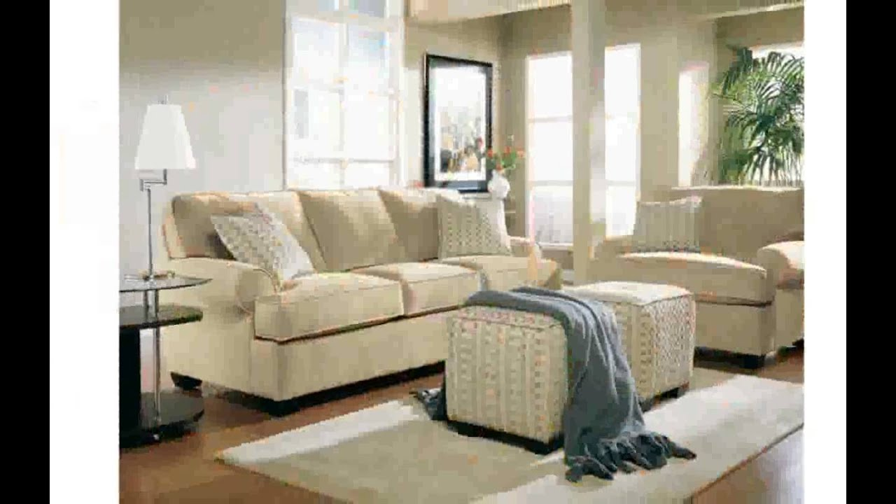 The Living Room Furniture - YouTube