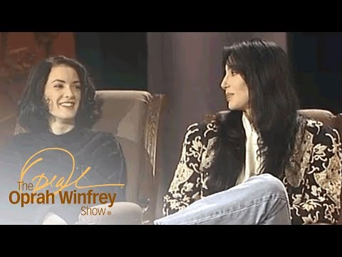 Winona Ryder & Cher Talk About Their Relationship with Their Mothers  The Oprah Winfrey   OWN