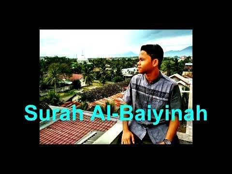 Surah Al Baiyinah I Zulkhairi Fauzan