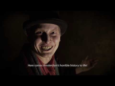 The Amsterdam Dungeon commercial (with subtitels)