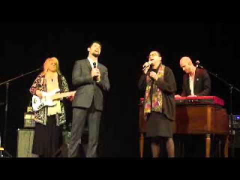 Jason Crabb & Mickey Mangun – I'd Rather Have Jesus
