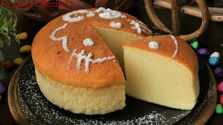 জাপানিজ কটন চীজ কেক (চুলায় ও ওভেনে তৈরি)/চীজ কেক রেসিপি/Japanese  Cheese Cake Bangla.