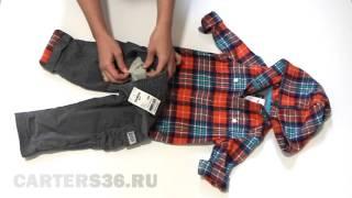 Обзор детской одежды из США Oshkosh B'Gosh(, 2016-02-22T06:38:33.000Z)