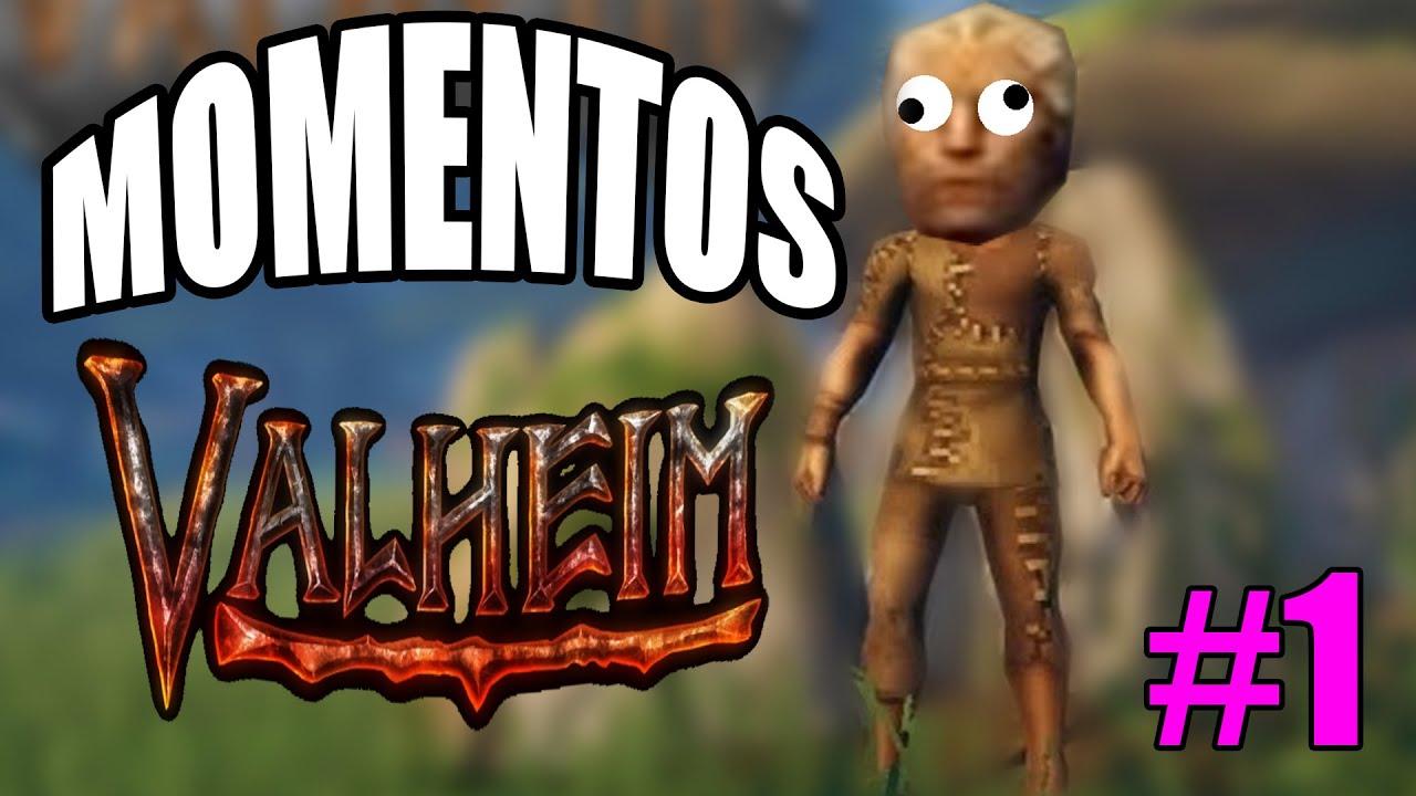 MOMENTOS GRACIOSOS VALHEIM #1