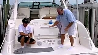 Seadek - Ship Shape Tv - Sea Ray Sundancer 350