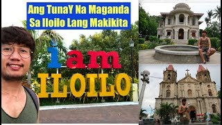 DIY ILOILO CITY TOUR BUDGET | WHAT TO DO & WHERE TO GO | HOW TO TRAVEL AROUND ILOILO CITY  PH