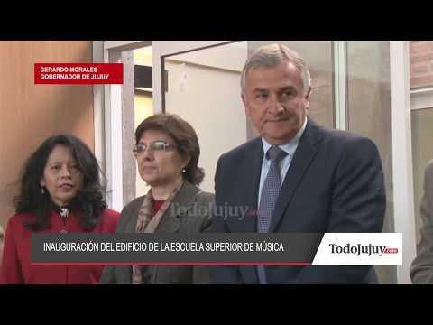 Mirá lo que dijo el gobernador Morales