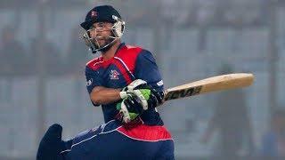 T20 World Cup Qualifiers Match Nepal vs Kenya    Sharad Vesawkar Magical Last Over