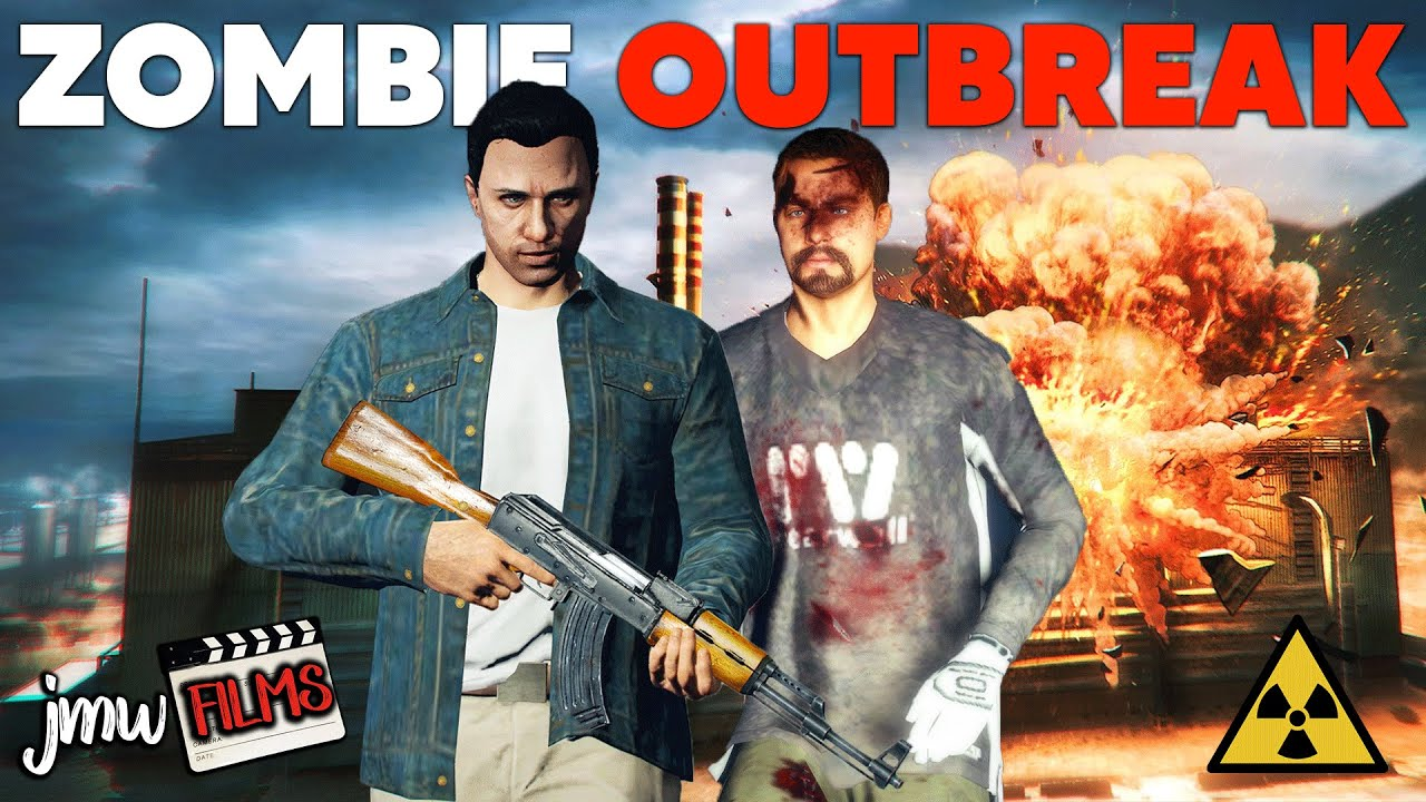 ZOMBIE OUTBREAK! | PGN # 250 | GTA 5 Roleplay