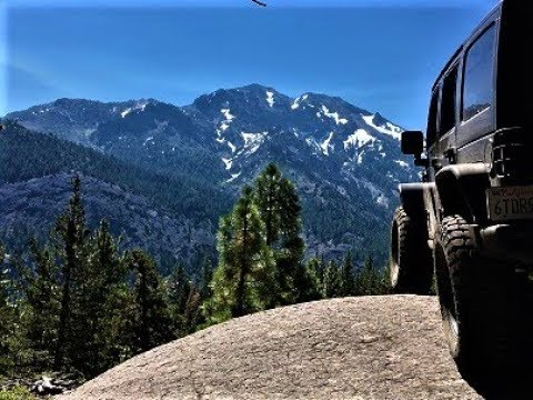 2017-Exploring the Original Wagon and Mule Train Road over Ebbetts Pass