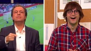 """Crackòvia - """"Periodismo Deluxe"""" i el rècord de Duro, amb Josep Pedrerol"""