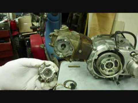 hyundai engine timing diagram honda atc 110 reassembly, 5 of 12, top end, valve ... #12