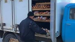 Bakery Delivery Belarusian Truck