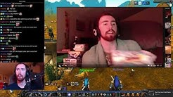 """Asmongold Reacts to """"Asmongold: Balding"""" by Octobersyt"""