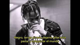 Travi$ Scott - Bandz ft. Meek Mill (Subtitulado en Español)