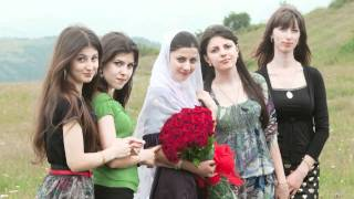 Кубачи. Свадьба Абдусалама и Патимат, Dagestan,Kubachi