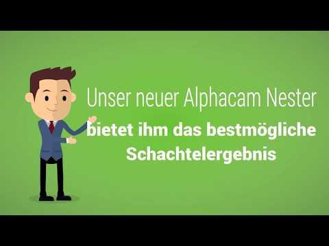 Alphacam, Das perfekte Nesting