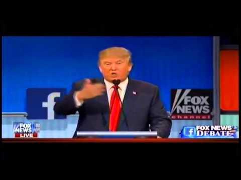 Main Republican Presidential Candidates Debate  8 6 2015