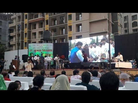 Mumbai : Dr Kumar Vishwas live show