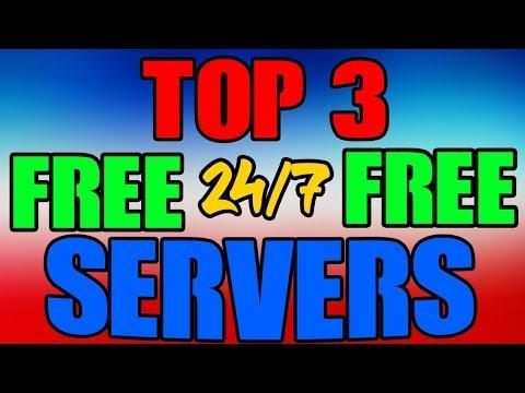 HOW TO GET A FREE 24/7 MINECRAFT SERVER TOP 3 FREE HOSTING SERVER