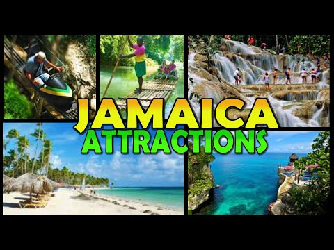 JAMAICA ATTRACTIONS 4K
