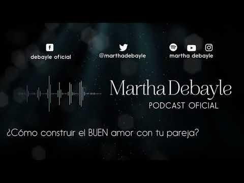 ¿Cómo construir el BUEN amor con tu pareja? Con Joan Garriga   Martha Debayle