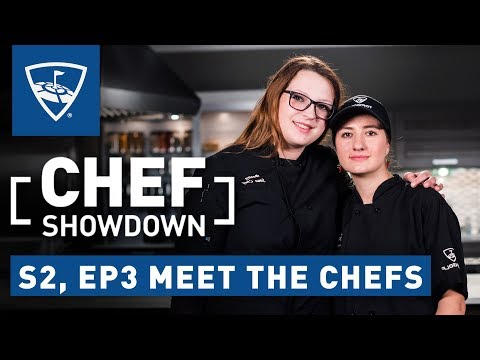 Chef Showdown | Season 2: Episode 3 Meet the Chefs | Topgolf