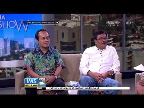 Talk Show - PDIP Rekomendasi Djarot Saiful Hidayat Jadi Wagub DKI Jakarta -IMS