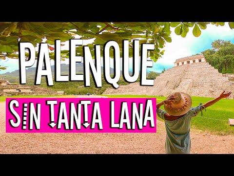Palenque Chiapas, que hacer y como viajar barato ft @sebitastrip @ixpanea @Popurrí de Viajes