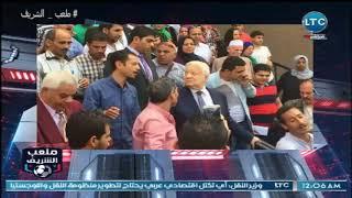 تعليق احمد الشريف علي مرافعة المستشار مرتضي منصور التاريخيه بمجلس الدوله