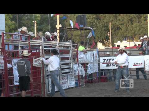 2014 Custer County Classic - Bull Riding - Broken Bow, Nebraska