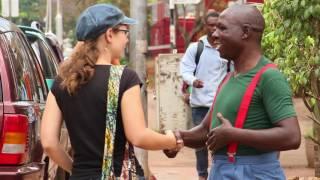 ZIZU - HUG 4 DIRECTION Ugandan Comedy
