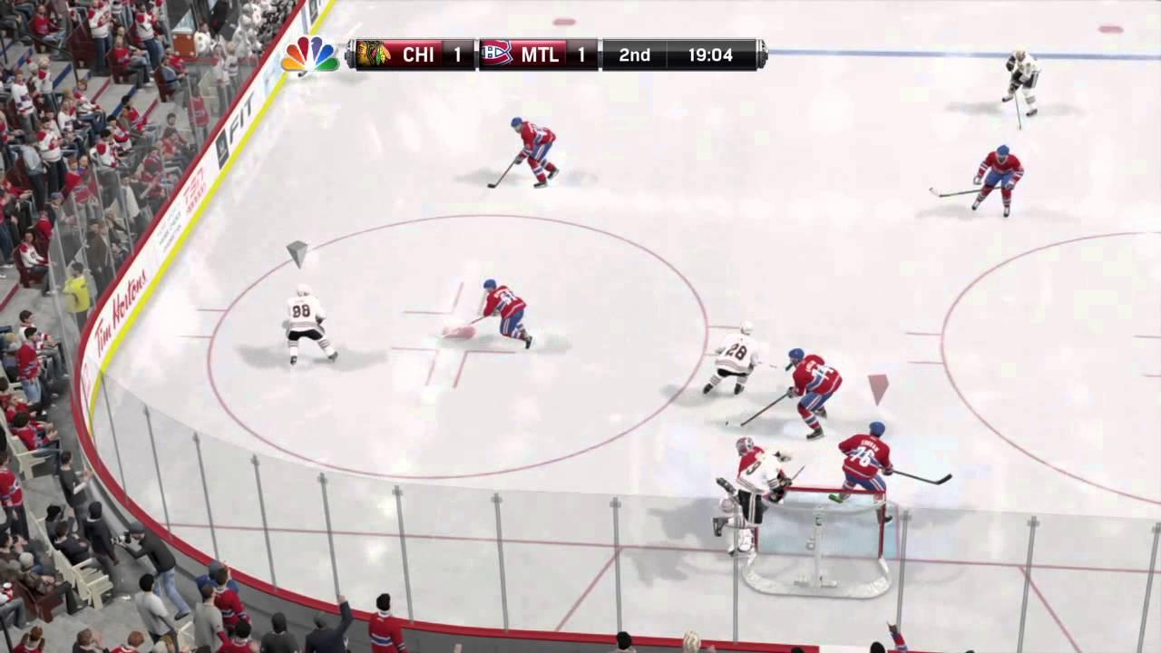Download NHL 15 Highlights 3