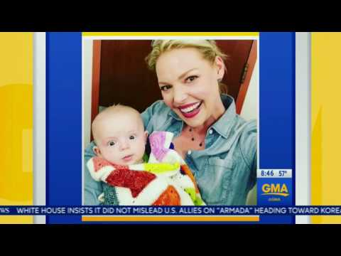 Katherine Heigl On GMA - Unforgettable Movie