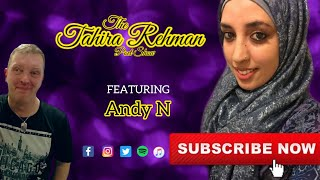 The Tahira Rehman Poet Show with Andy N #poetry #podcast #writingcommunity