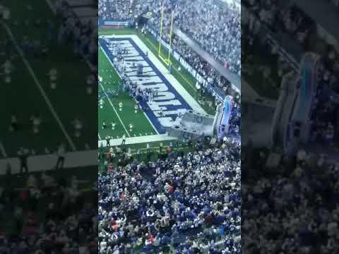 Colts intro Titans vs Colts 2018